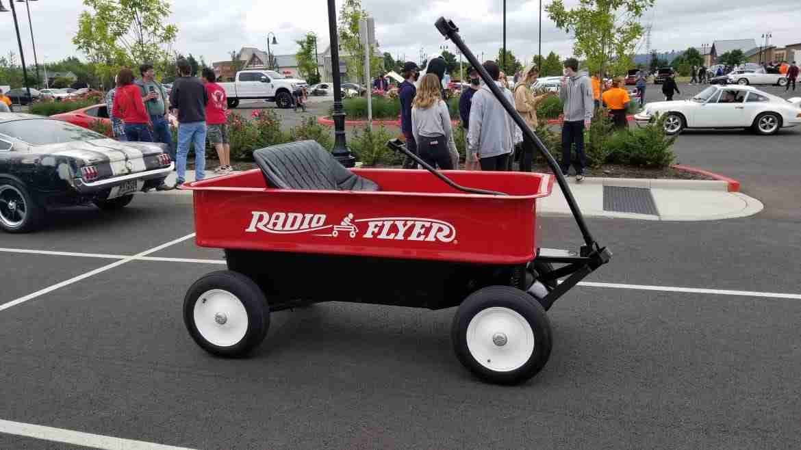 Portland Cars and Coffee July 4th 2020