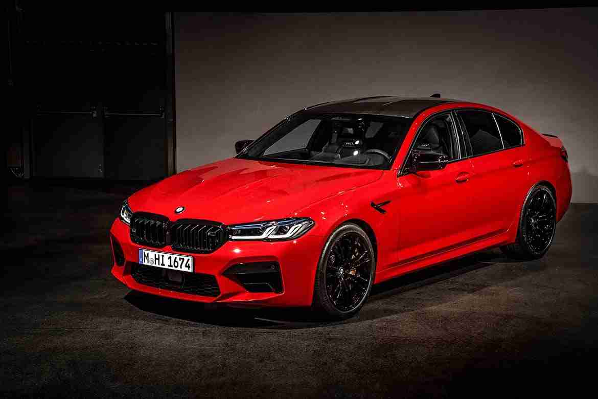 2021 bmw m5 review
