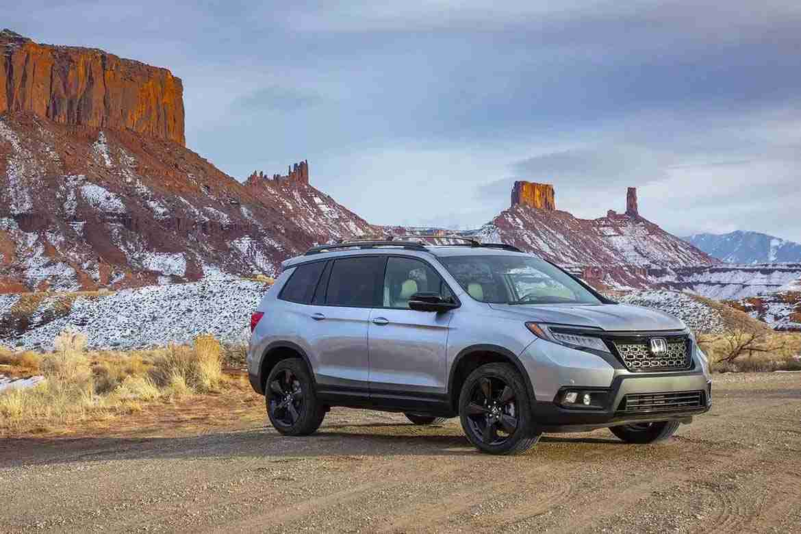 2021 honda passport review
