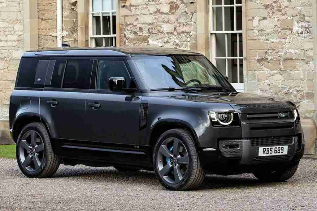 2022 Land Rover Defender Review - Build, Price, Option