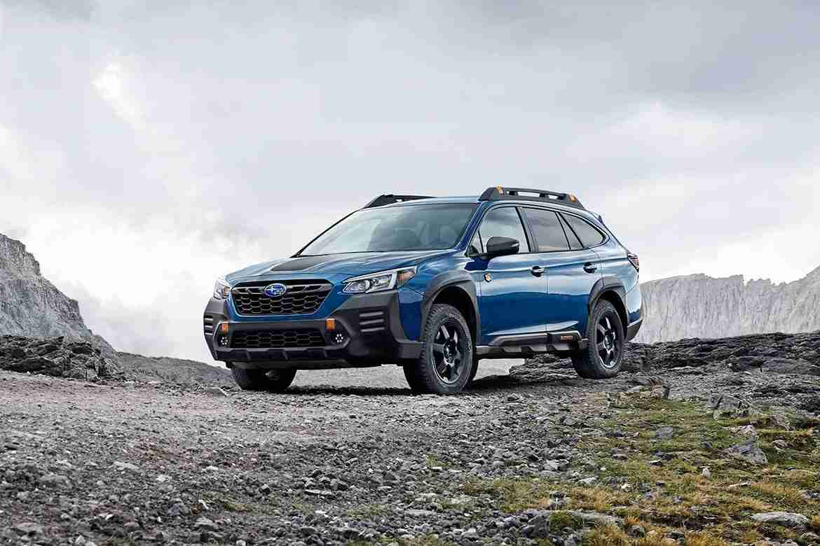 subaru outback wilderness