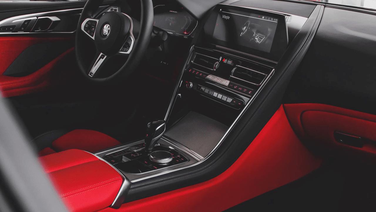 best car interiors 2021