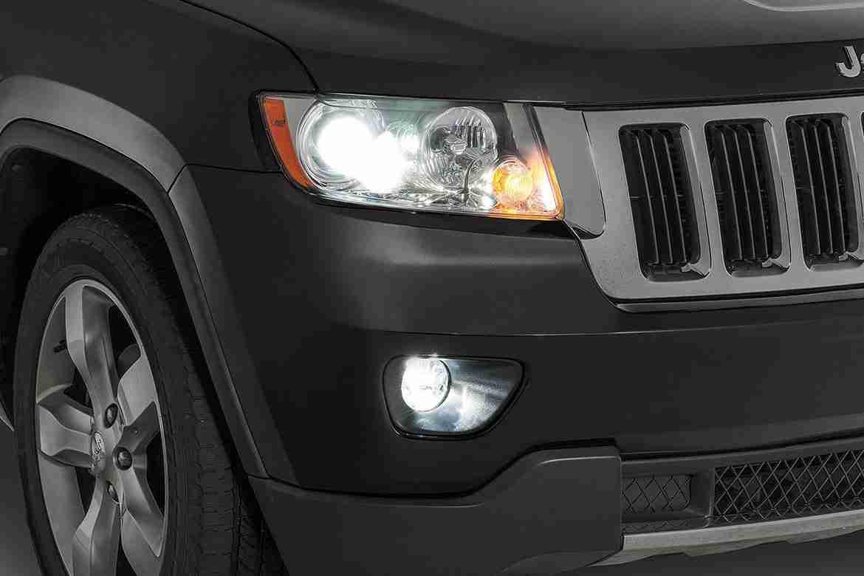 automotive fog lights